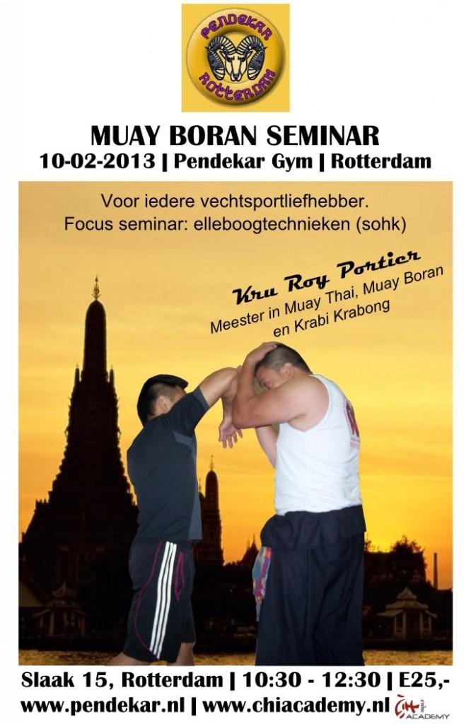 Muay Boran Seminar
